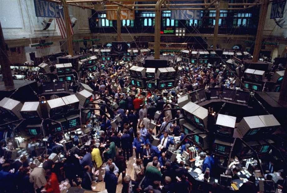 Bolsa Nueva York