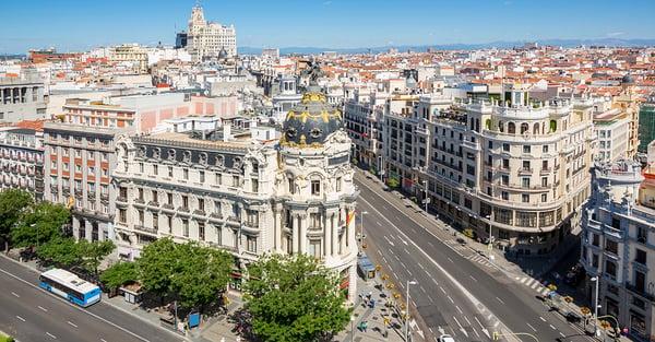 Madrid raíces