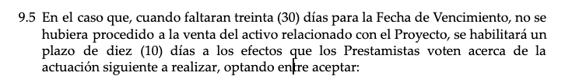 párrafo legal